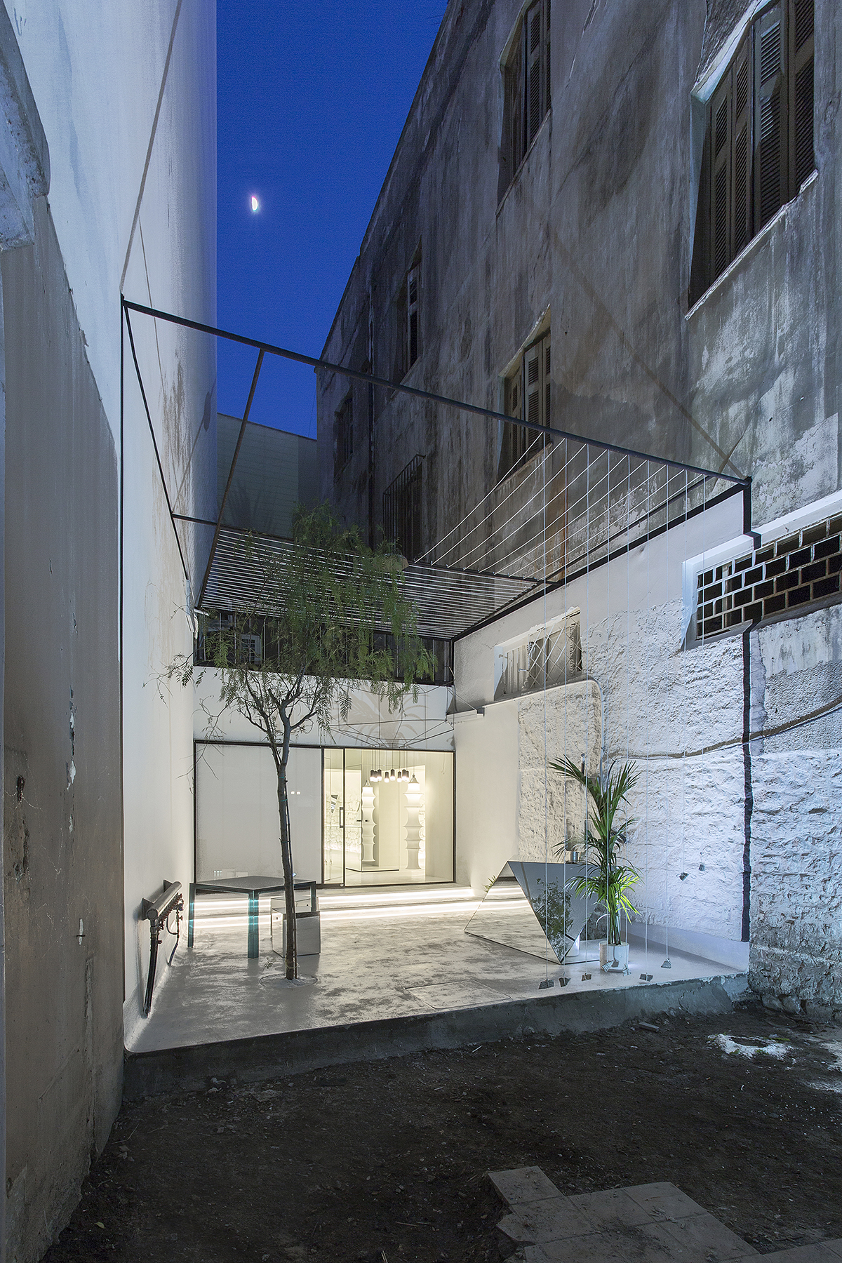 314 architecture studio pavlos chatziangelidis for Architecture studio